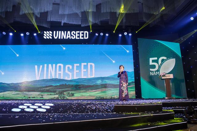 Vinaseed - 50 năm đồng hành cùng Nông nghiệp Việt